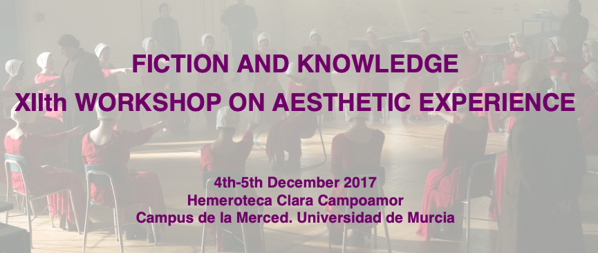 XII workshop on aesthetic experience